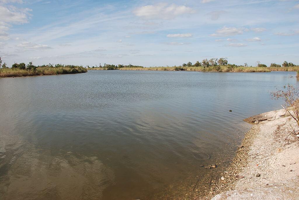Anahuac Lake
