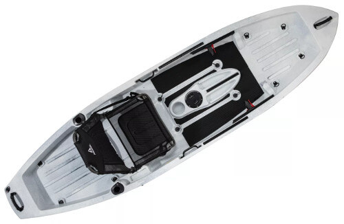 Ascend 10T Sit-On-Top Kayak