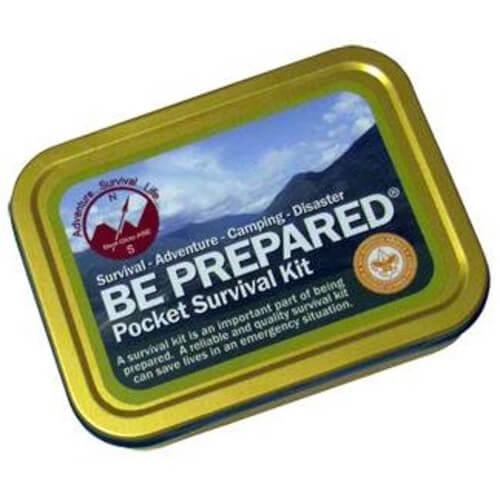 Best Glide ASE Be Prepared Survival Kit