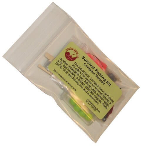Best Glide ASE Compact Survival Fishing Kit