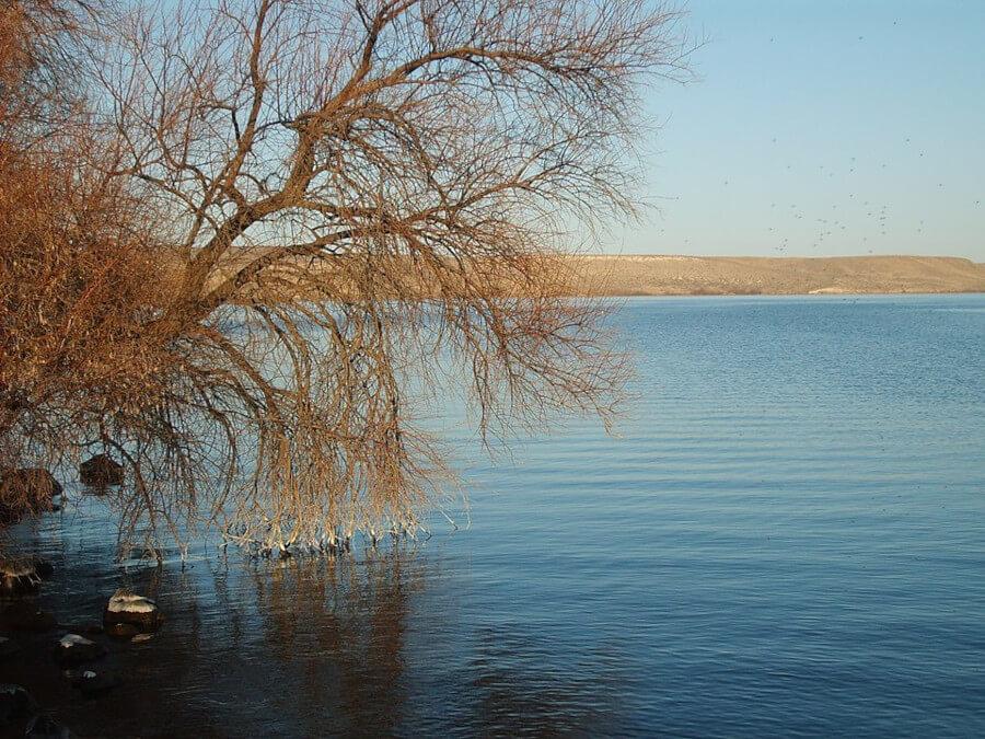 C J Strike Reservoir in Idaho