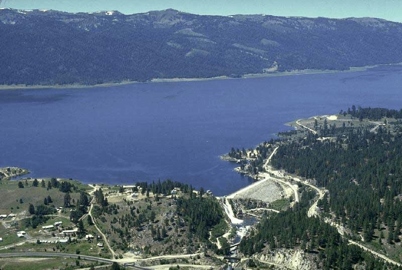 Cascade Reservoir