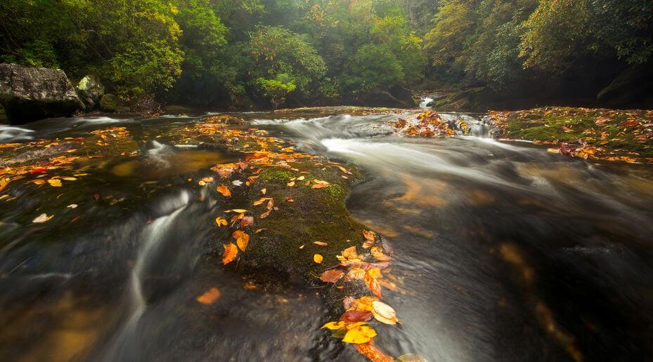 Chattooga River in North Carolina