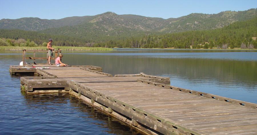 Horsethief Reservoir