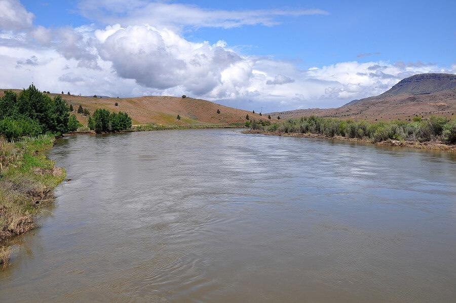 John Day River in Oregon