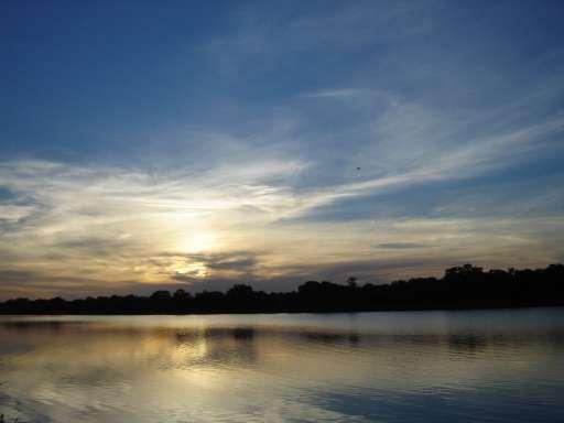 Llano River in Texas