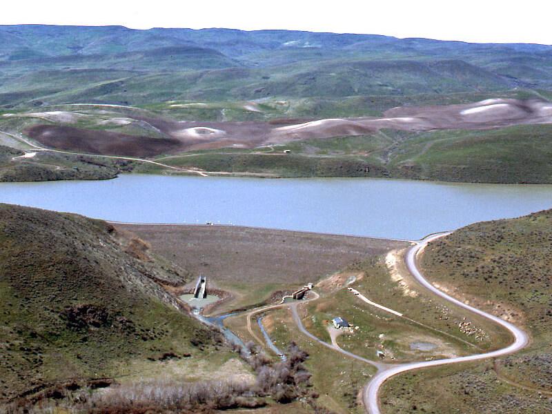 Mann Creek Reservoir