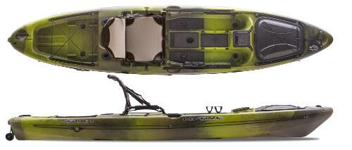 Native Watercraft Slayer 12 Pro Fishing Kayak