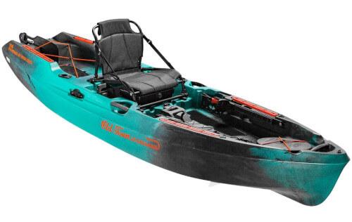 Old Town Sportsman 106 Fishing Kayak with Motor