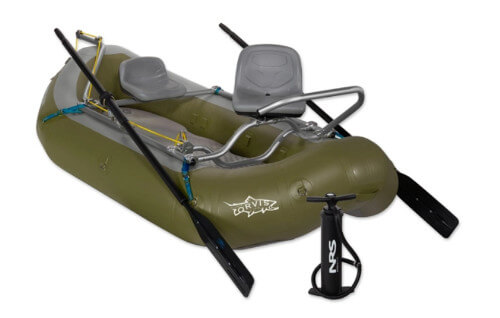 Orvis & NRS Hookjaw Raft Package