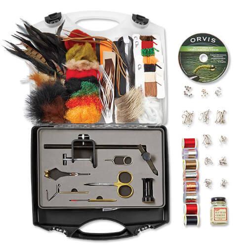 Orvis Premium Fly Tying Kit