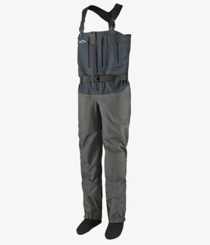 Patagonia Expedition Zip-Front Chest Waders