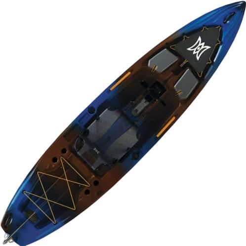 Perception Pescador Pilot Pedal Drive Kayak