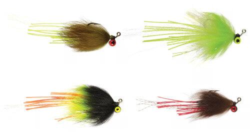 Rainy's Riendeau's Hairy Fodder Fly Assortment