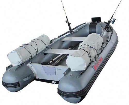 Saturn 10 Heavy-Duty Fishing Boat