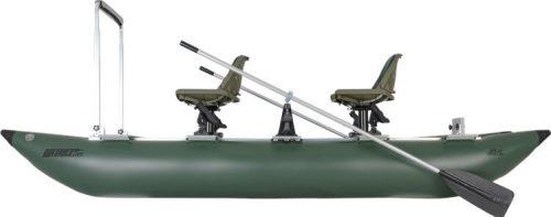 Sea Eagle 375fc FoldCat Pontoon Boat