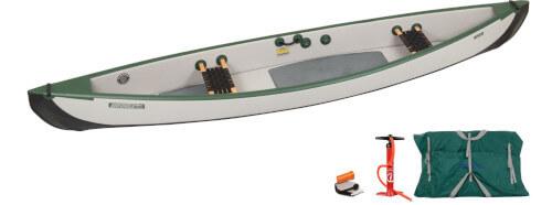 Sea Eagle Travel Canoe