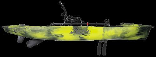 The Hobie Mirage Pro Angler 12