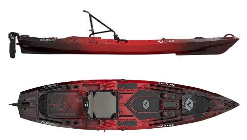 Vibe Shearwater 125 Kayak