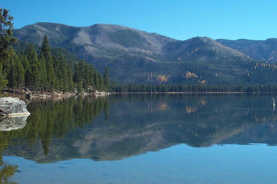 Warm Lake Idaho