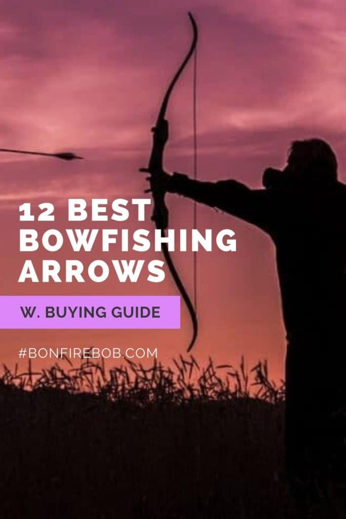 Best bowfishing arrows w. buying guide. For me the best bowfishing arrows doesn't have to be the most expensive. It's the one that matches YOUR needs. #fishwithbow #fishingcrossbow #bowfishingarrow #bowfish #bowfishingboatideas #bowfishingboat #bowfishingdeck #bowfishing #fishingwithbow #fishingarrow #bowfishinglights #bowfishingquotes #bowfishingdeck