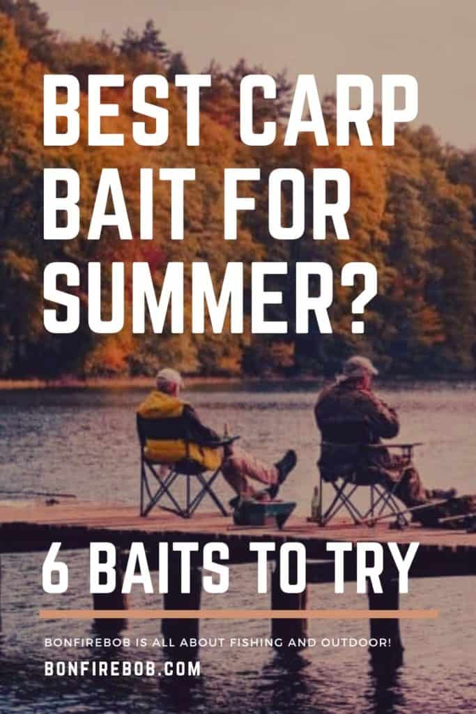 Best carp bait for summer. This is the baits I recommend you trying before anything else. And yes, corn is a great bait if you want to catch carp. #fishingforcarp #tipscarp #fishing #carptips #findingcarp #carpfishing #catchingcarp #fishingbeginners #carpspawn #carpbite #fishingtips