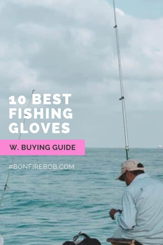 Best fishing gloves w. buying guide. For me the best fishing glove doesn't have to be the most expensive. It's the one that matches YOUR needs. #flyfishinggloves #icefishinggloves #fingerlessfishinggloves #glovesforfishing #fishingglove #bestfishingglove #glovefishing #fishinggloveshands