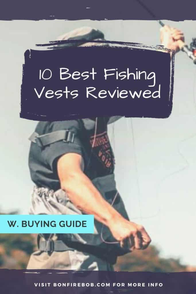 Best fishing vest w. buying guide. For me the best fishing vest doesn't have to be the most expensive. It's the one that matches YOUR needs. #fishingvest #fishingvestfashion #fishingvestcard #fishingvestoutfit #fishinggear #fishingtool #fishingtips #fishingvestpattern #fishingvestoutfitmen