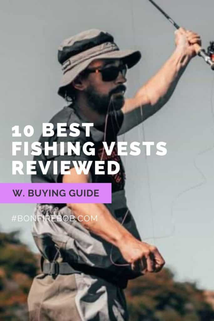 Best fishing vest w. buying guide. For me the best fishing vest doesn't have to be the most expensive. It's the one that matches YOUR needs. #fishingvest #fishingvestoutfitmen #fishinggear #fishingtool #fishingtips #fishingvestfashion #fishingvestcard #fishingvestoutfit #fishingvestpattern