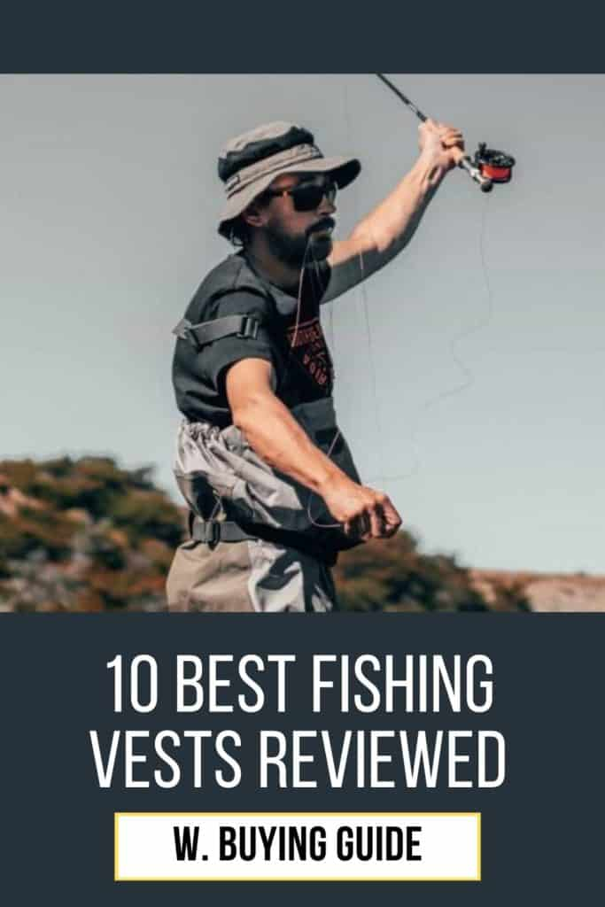 Best fishing vest w. buying guide. For me the best fishing vest doesn't have to be the most expensive. It's the one that matches YOUR needs. #fishingvest #fishingvestfashion #fishingvestcard #fishingvestoutfit #fishingvestpattern #fishingvestoutfitmen #fishinggear #fishingtool #fishingtips