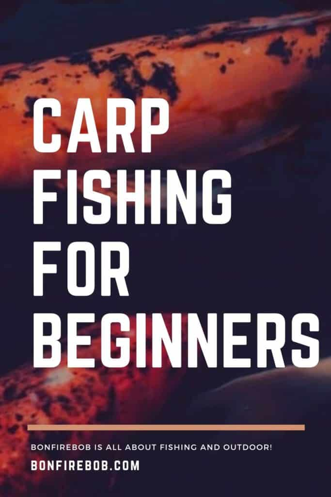 Carp fishing for beginners. Read my complete guide on how to get started catching carp with ease. The guide includes my best tips and tricks for catching carp. #fishingbeginners #carpspawn #carpbite #fishingtips #fishingforcarp #tipscarp #fishing #carpfishing #catchingcarp #carptips #findingcarp
