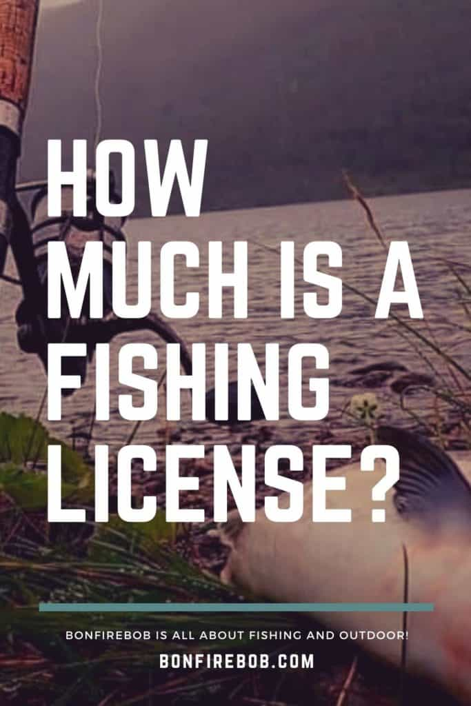 How much is a fishing license? The prices for a fishing license depends on where you are and what kind of fish you want to catch. Read more here. #fishinglicense #fishinglicenseforkids #licensefishing #fishing #fishingcarp #fishingcatfish