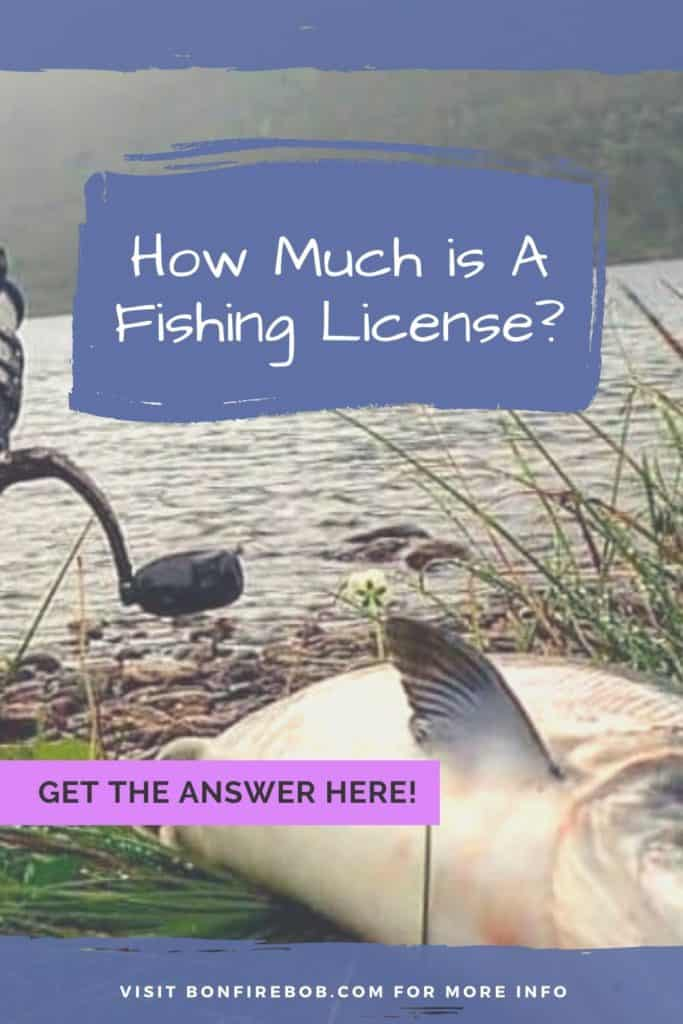 How much is a fishing license? The prices for a fishing license depends on where you are and what kind of fish you want to catch. Read more here. #fishinglicense #fishingcatfish #fishinglicenseforkids #licensefishing #fishing #fishingcarp