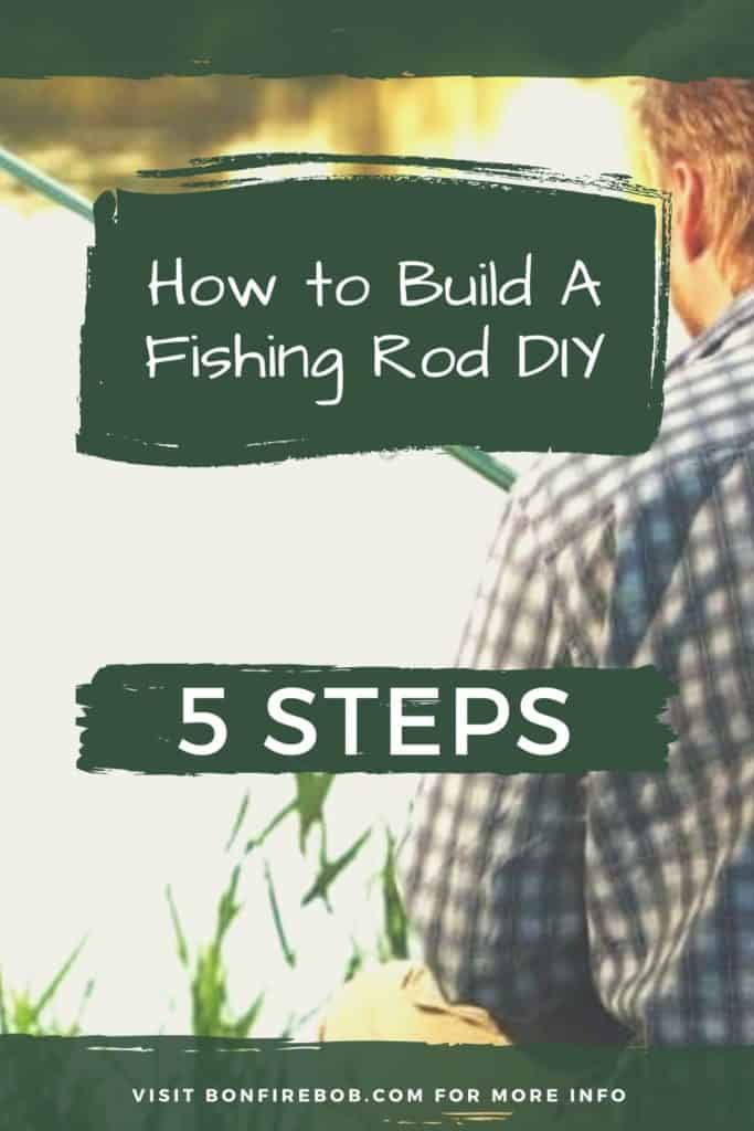 DIY fishing rod. Do you want to make your own fishing rod? This is my DIY guide on how to make your own fishing rod. #fishingrodrack #fishingrodholder #fishingrodstoragediy #fishingrodholderdit #fishingrod #fishingrodstoragegarage #fishingrodstoragetruck #fishingrodstorage