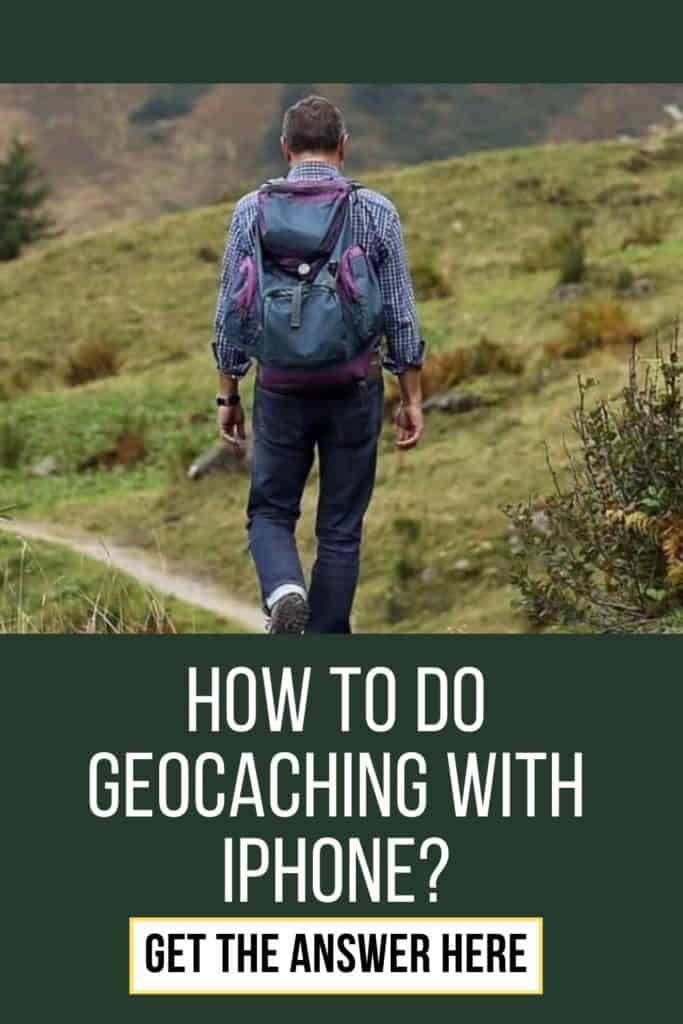 Geocaching with iPhone. Want to get started Geocaching with iPhone? Here are some tips on how to get started. #geocaching #geocachingmap #geocachingsearch #geocachingmap #geocachingtips #geocatchingapp #geocaching #geocachingforbeginners #geocachingswag #geocachingideasswag