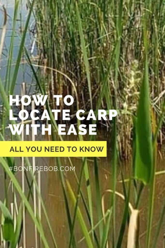 How to locate carp with ease. Locating carp is something I think all of us anglers are after to some degree. This is my best tips and tricks on how to locate carp with ease. spinner_14.txt