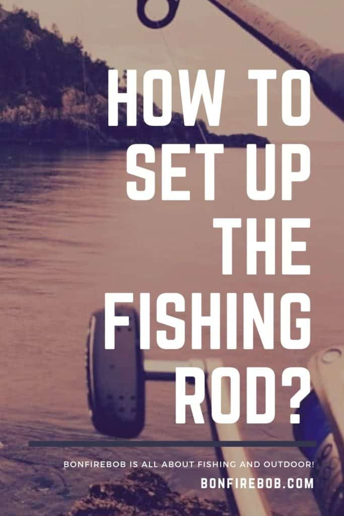 How to set up the fishing rod. Setting up for a fishing trip can be a long process. Let me help you set up the fishing rod the right way. #fishingrodstorage #fishingrodstoragegarage #fishingrodstoragetruck #fishingrod #fishingrodrack #fishingrodholder #fishingrodstoragediy #fishingrodholderdit