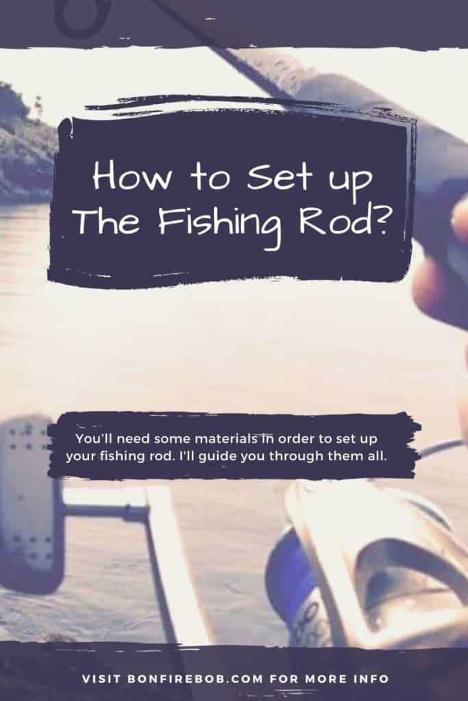 How to set up the fishing rod. Setting up for a fishing trip can be a long process. Let me help you set up the fishing rod the right way. #fishingrodstoragegarage #fishingrodstoragetruck #fishingrodholder #fishingrodstoragediy #fishingrodholderdit #fishingrodstorage #fishingrodrack #fishingrod