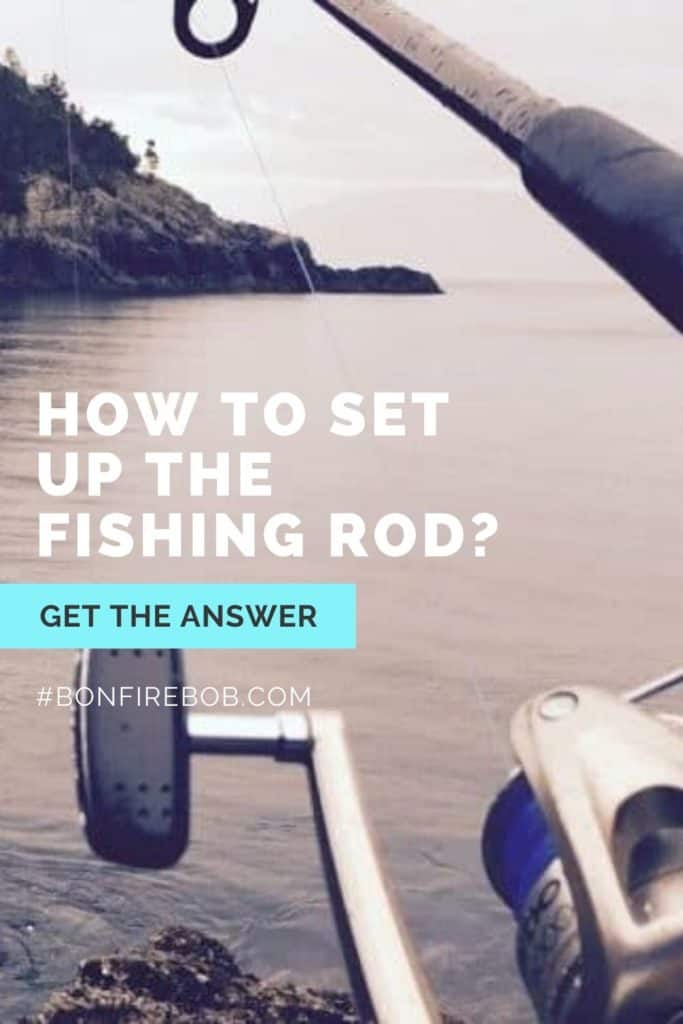 How to set up the fishing rod. Setting up for a fishing trip can be a long process. Let me help you set up the fishing rod the right way. #fishingrodrack #fishingrodstorage #fishingrod #fishingrodstoragegarage #fishingrodstoragetruck #fishingrodholder #fishingrodstoragediy #fishingrodholderdit