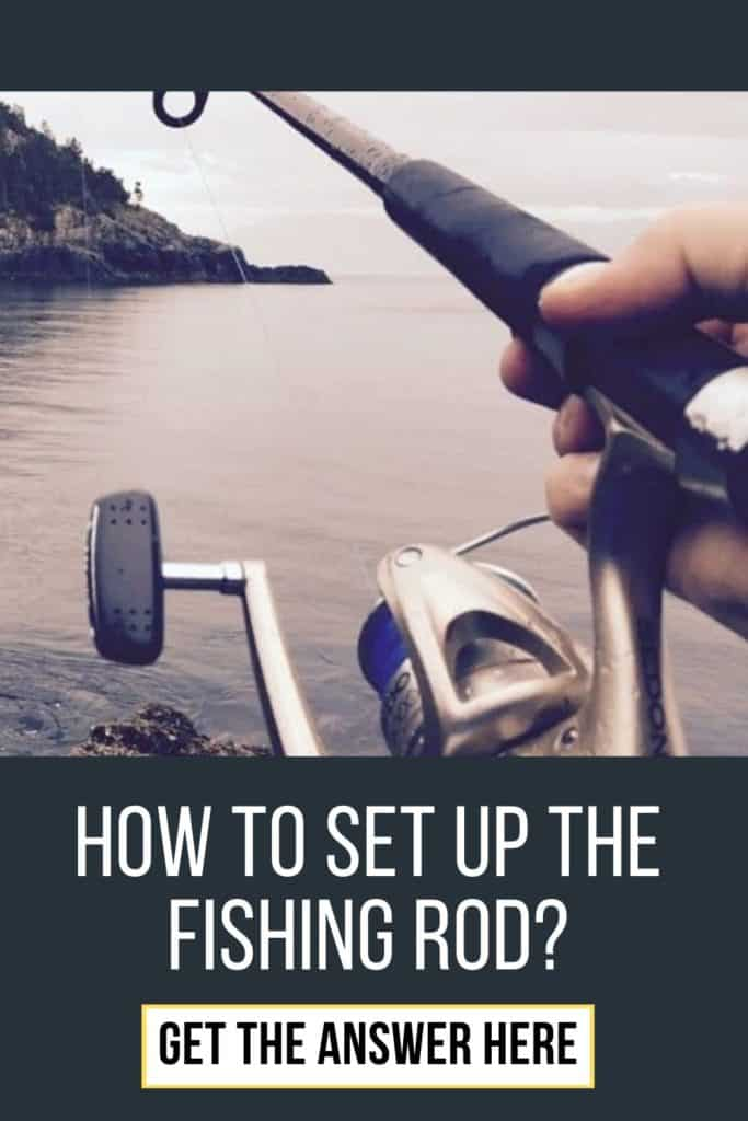 How to set up the fishing rod. Setting up for a fishing trip can be a long process. Let me help you set up the fishing rod the right way. #fishingrodstorage #fishingrodholder #fishingrodstoragediy #fishingrodholderdit #fishingrod #fishingrodstoragegarage #fishingrodstoragetruck #fishingrodrack
