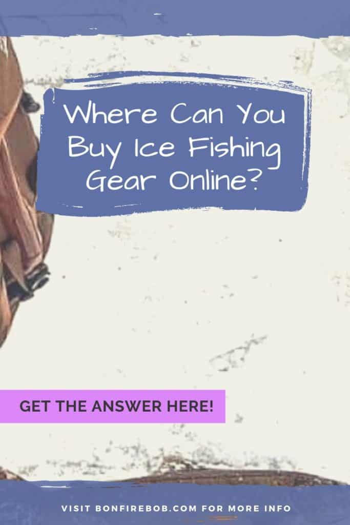 Where can you buy ice fishing gear online? I've listed a range of shops where you can buy ice fishing gear online. #icefishing #icefishinggear #icefishingshackplans #icefishingshack #icefishingtips #icefishingsled #icefishingbait #icefishinghouse #icefishingshanty