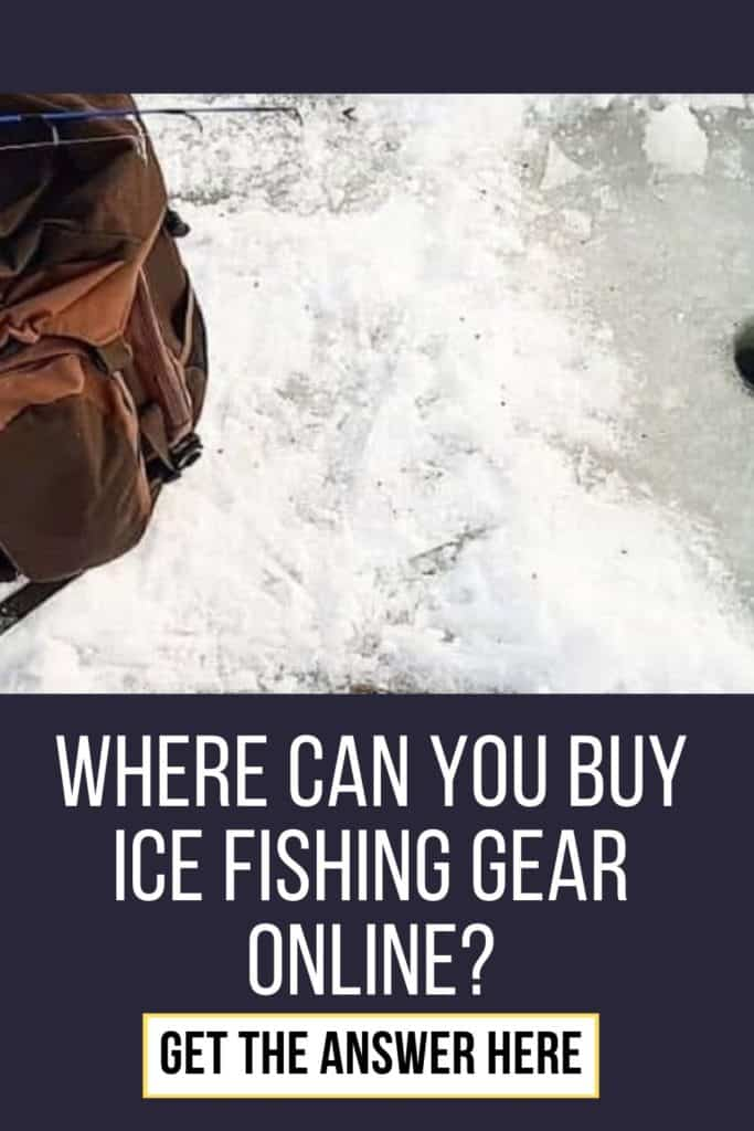 Where can you buy ice fishing gear online? I've listed a range of shops where you can buy ice fishing gear online. #icefishingtips #icefishingsled #icefishingshackplans #icefishingshack #icefishinghouse #icefishingshanty #icefishing #icefishinggear #icefishingbait